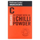 Waitrose Cooks' Ingredients organic hot chilli powder - 50g