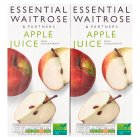 Waitrose apple juice (4x1litre) - 4x1litre