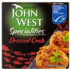 John West dressed crab - 43g Brand Price Match - Checked Tesco.com 30/07/2014