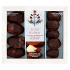 Waitrose Choc dipped prunes apricot dates - 225g