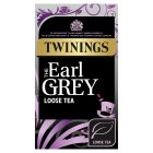 Twinings Earl Grey loose tea - 125g Brand Price Match - Checked Tesco.com 19/11/2014