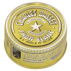Charles Basset white tuna in extra virgin olive oil - drained 104g