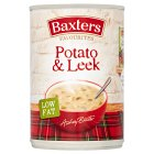 Baxters favourites potato & leek soup