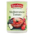 Baxters Vegetarian Mediterranean tomato soup - 400g Brand Price Match - Checked Tesco.com 09/07/2014
