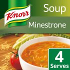 Knorr minestrone dry soup - 62g Brand Price Match - Checked Tesco.com 22/10/2014