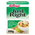 Kellogg's Just Right - 500g Brand Price Match - Checked Tesco.com 23/04/2015