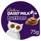 Cadbury dairy milk buttons - 90g Brand Price Match - Checked Tesco.com 09/12/2013