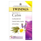 Twinings calm 20 tea bags