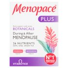 Vitabiotics menopace plus - 2x28s Brand Price Match - Checked Tesco.com 05/03/2014