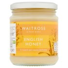 Waitrose English country honey - 340g