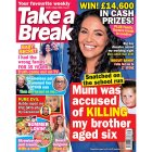 Take a Break magazine - each