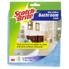 Scotch-Brite bathroom cloth - each