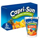 Capri - Sun tropical juice drink - 10x200ml