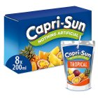 Capri-Sun Tropical lunchbox pack - 10x200ml Brand Price Match - Checked Tesco.com 16/04/2014