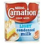 Nestlé Carnation Cook with Light Condensed Milk 405g - 405g Brand Price Match - Checked Tesco.com 05/03/2014