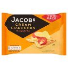 Jacob's cream crackers - 2x200g Brand Price Match - Checked Tesco.com 04/12/2013