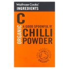 Waitrose Cooks' Ingredients organic chilli powder - 50g