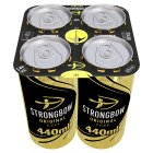 Strongbow cider - 4x500ml