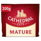 Cathedral City mature Cheddar cheese - 200g Brand Price Match - Checked Tesco.com 29/10/2014