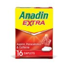 Anadin caps extra - 16s Brand Price Match - Checked Tesco.com 04/03/2015