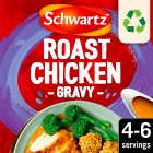 Schwartz classic gravy mix roast chicken - 26g Brand Price Match - Checked Tesco.com 23/04/2014