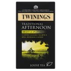 Twinings traditional afternoon loose tea - 125g