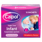 Calpol sugar free 5ml sachets - 12s Brand Price Match - Checked Tesco.com 30/07/2014