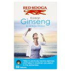 Red Kooga Korean ginseng - 32s Brand Price Match - Checked Tesco.com 21/04/2014