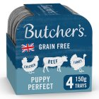 Butcher's Choice puppy - 4x150g
