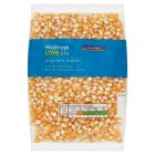 Waitrose LOVE life popcorn maize - 400g