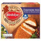 Birds Eye 2 southern fried chicken frozen - 180g