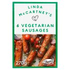 Linda McCartney sausages - 300g Brand Price Match - Checked Tesco.com 09/12/2013