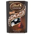 Lindt Lindor extra dark chocolate truffles - 200g Brand Price Match - Checked Tesco.com 28/07/2014