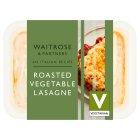 Waitrose vegetable lasagne - 400g