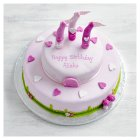 Fiona Cairns Fairy Castle Cake - each