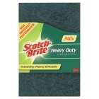 Scotch-brite heavy duty scour pads - 3s