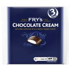 Fry's Chocolate Cream - 4x49g Brand Price Match - Checked Tesco.com 21/04/2014