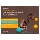 Waitrose kitten special recipe selection - 12x85g