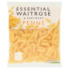 essential Waitrose fresh pasta penne - 500g