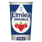 Elmlea double - 284ml Brand Price Match - Checked Tesco.com 02/12/2013