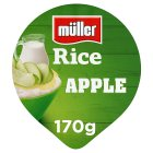 Muller Rice - Apple - 180g Brand Price Match - Checked Tesco.com 10/02/2016