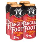 Badger Brewery tanglefoot - 4x500ml Brand Price Match - Checked Tesco.com 16/07/2014
