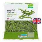 essential Waitrose whole green beans - 1kg