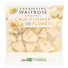 essential Waitrose cauliflower florets - 1kg