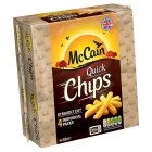 McCain micro chips - 4x100g Brand Price Match - Checked Tesco.com 15/12/2014