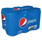 Pepsi - 6x330ml Brand Price Match - Checked Tesco.com 16/07/2014