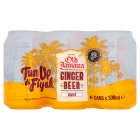 Old Jamaica ginger beer light - 6x330ml