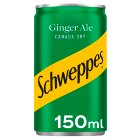 Schweppes canada dry single can - 150ml Brand Price Match - Checked Tesco.com 01/09/2014