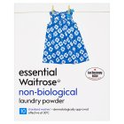 essential Waitrose non-biological powder 10 washes - 650g