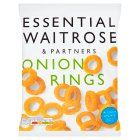 essential Waitrose onion rings